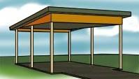 carport roof plans
