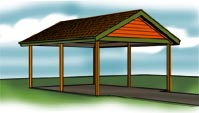 carport design dimensions