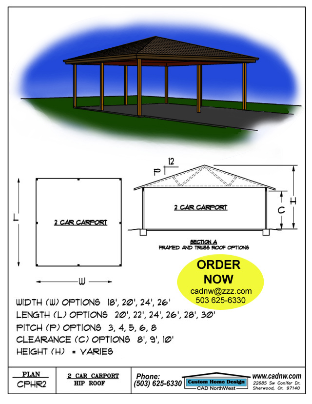 pdf diy hip roof carport plans download how to build a
