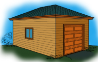 Garage Plans With Hip Roofs Designs
