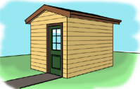 S0812A Shed Plan
