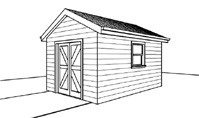 S1016A Shed Plan
