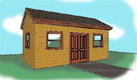 S1216A Shed Plan