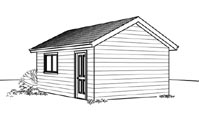 S2016A Shed Plan
