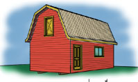 S2416A Shed Plan