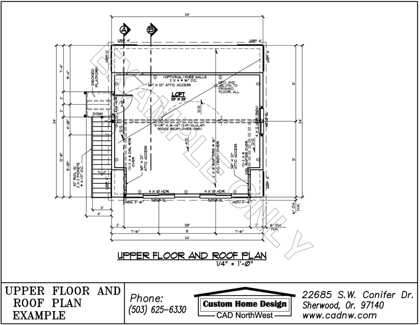 Roof drawing foundation floor and roof nice project on for Roof plan drawing