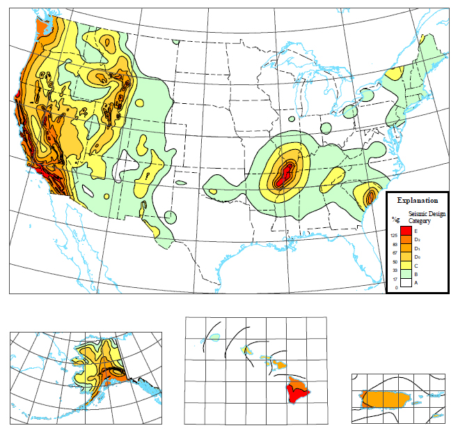 Seismic Map on georgia guidestones safe zones map, 2012 iecc climate zone map, ibc wind load chart, ashrae climate zone map, ibc rainfall intensity map, middle east climate map, california earthquake fault map, north america climate zone map, earthquake fault lines america map, earthquake zone map, ibc wind map, sc earthquake fault map, az planting zone map, ibc ground snow load map, seismic risk map, us seismic map, ibc frost depth map, gsa seismic map, ibc zip code map, wind zone map,
