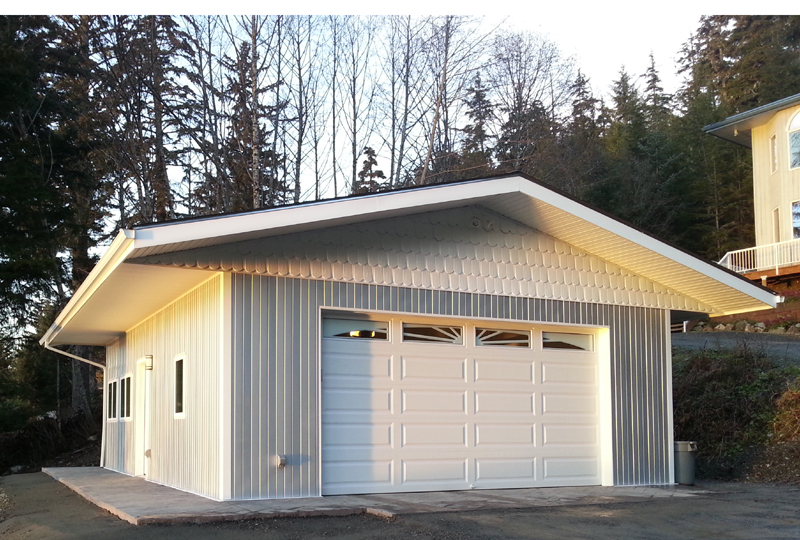 Enjoyable Cad Northwest Workshop And Garage Plans Cadnw Largest Home Design Picture Inspirations Pitcheantrous