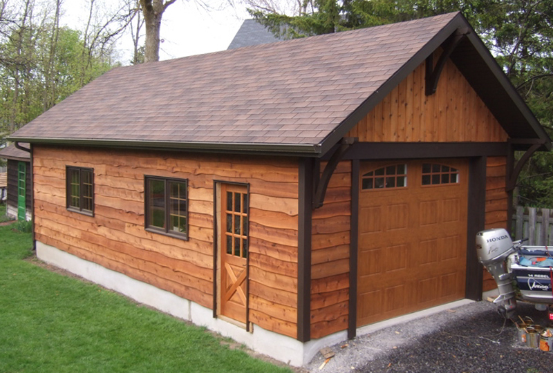 Cad Northwest Workshop and Garage Plans – Building Plans For A Garage